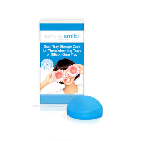Crystal Smile Gum Storage Case