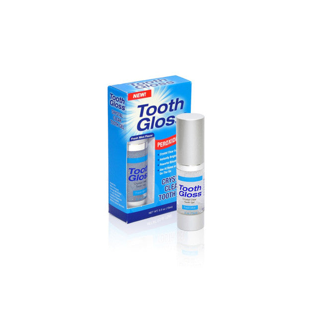 Crystal Smile Tooth Gloss