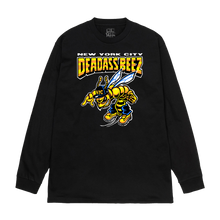 "Load image into Gallery viewer, ""NYC Deadass Beez"" Long Sleeve Shirt"