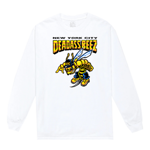 """NYC Deadass Beez"" Long Sleeve Shirt"
