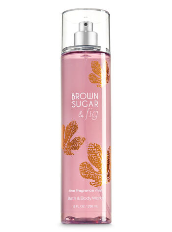 Bath & Body Works Brown Sugar & Fig Fragrance Mist (236Ml)