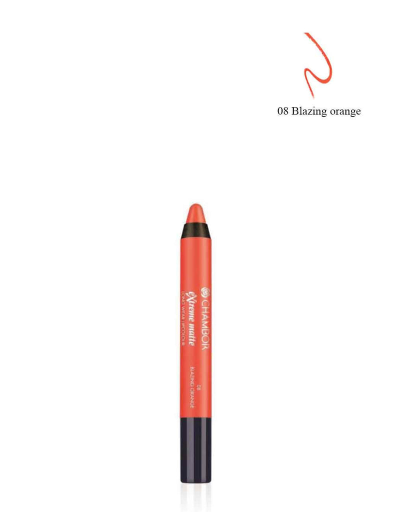 Chambor Extreme Matte Long Wear Lip Colour