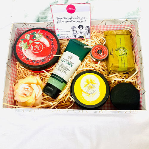The Body Shop All for Her Gift Set - 6 pcs (Customizable)