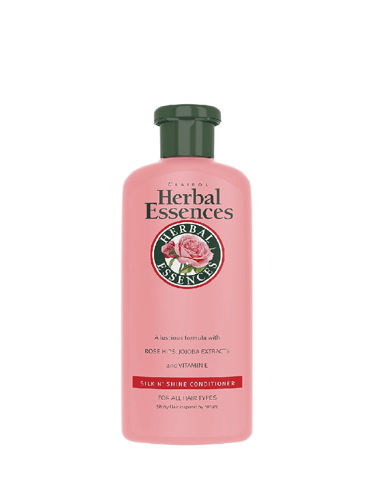 Herbal Essences Silk And Shine Conditioner (400Ml)