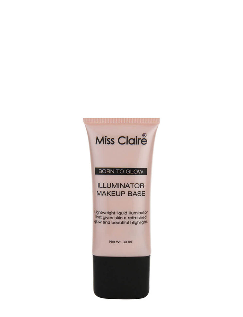 Miss Claire Born To Glow Illuminator Makeup Base