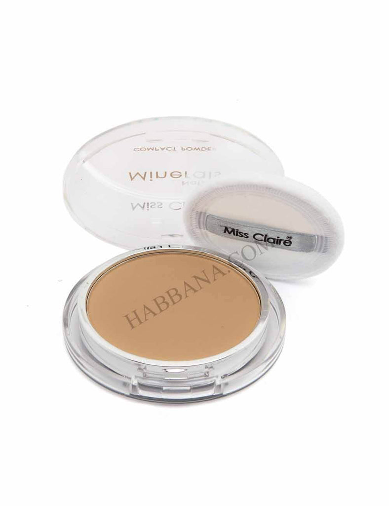 Miss Claire Natural Mineral Compact Powder