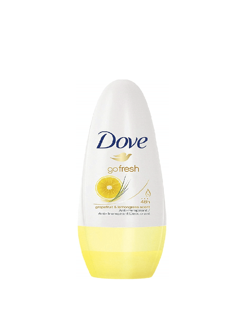 Dove Go Fresh-Grapefruit & Lemongrass Antiperspirant Deodorant Roll On (50Ml)