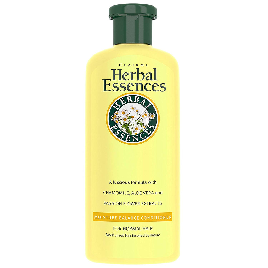 Herbal Essences Moisture Balance Conditioner - Normal Hair (400Ml)