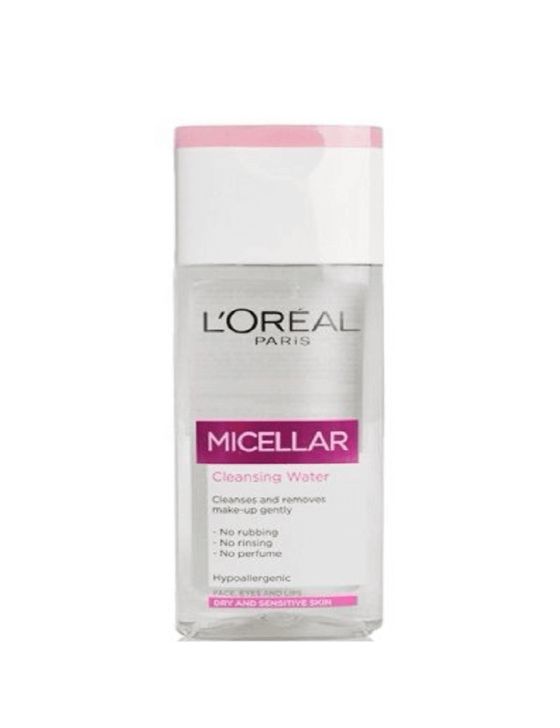 Loreal Micellar Makeup Remover Cleansing Water (200Ml)