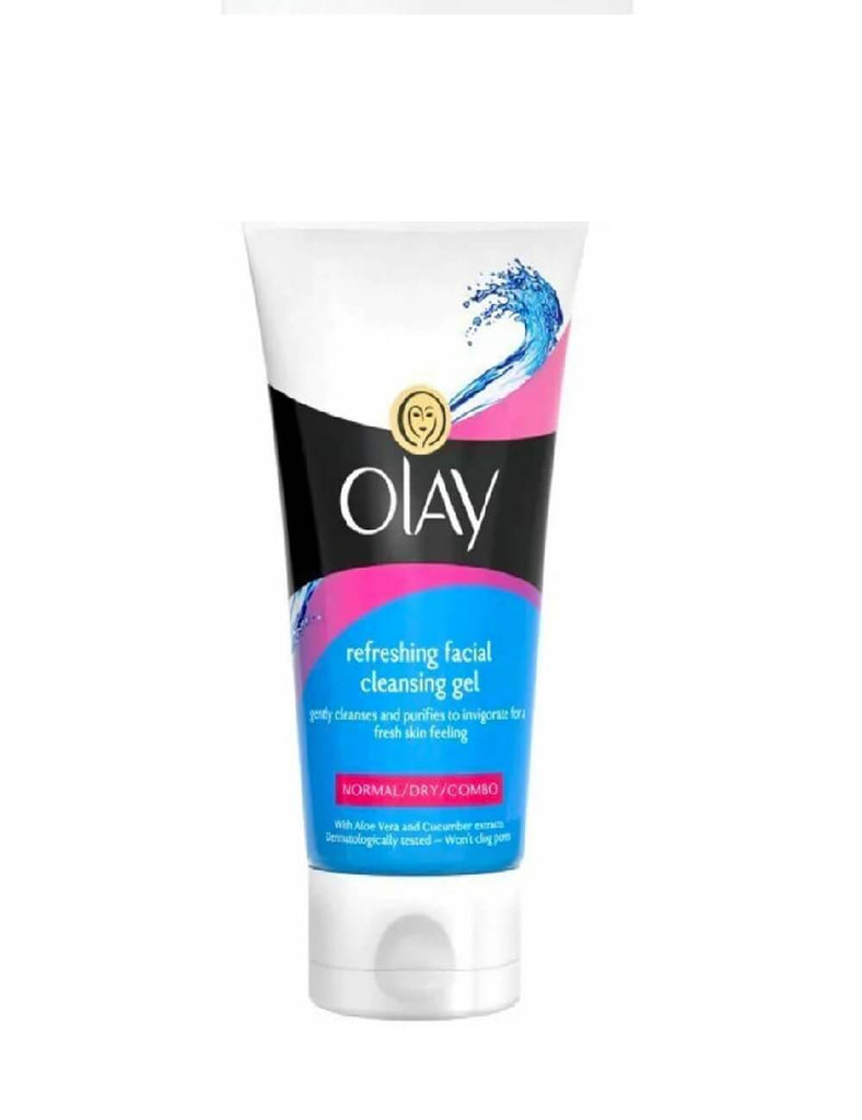Olay Refreshing Cleansing Face Wash For Normal Dry Combo Skin (150Ml)