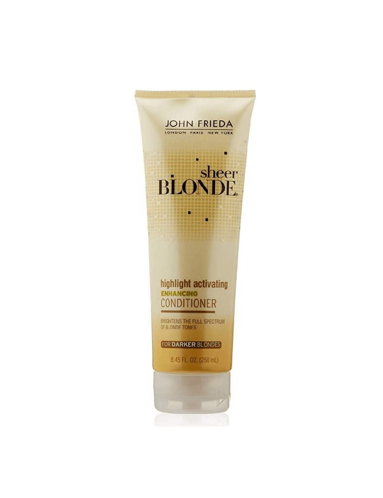 John Frieda Sheer Blonde Highlight Activating Enhancing Conditioner (250Ml)