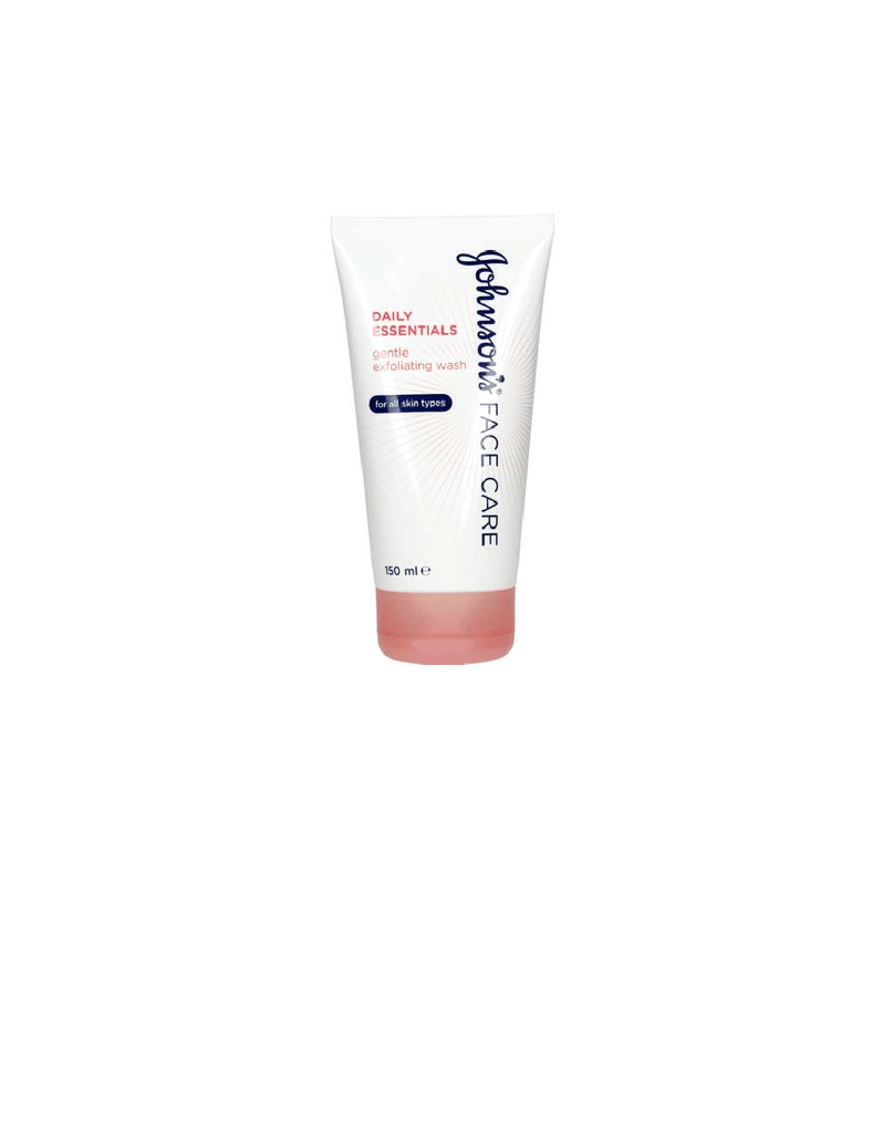 Johnson's Daily Essentials Gentle Exfoliating Face Wash (150Ml)