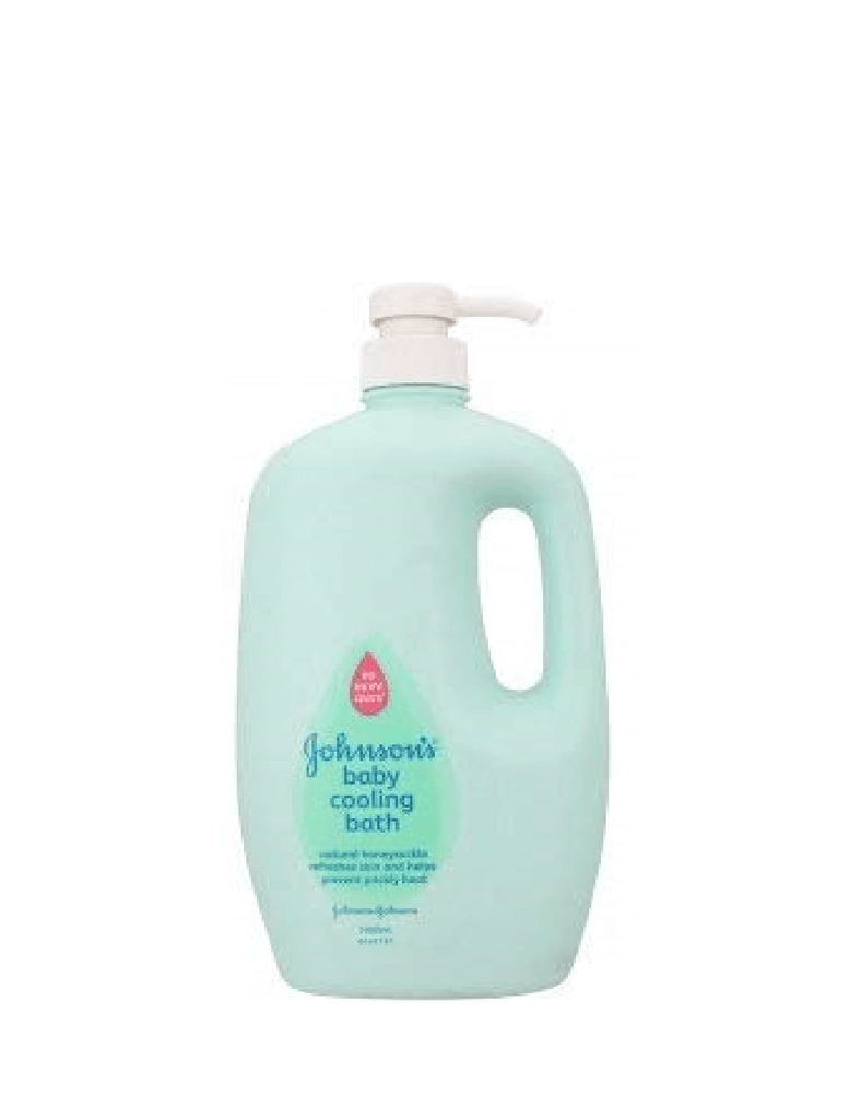 Johnson's Baby Cooling Bath (1000Ml)