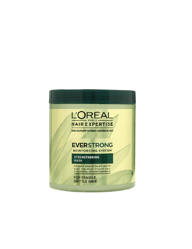 Loreal Hair Expertise Everstrong Strengthening Mask (200Ml)