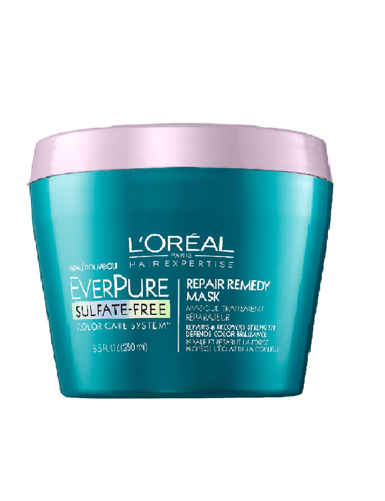 Loreal Paris Hair Care Expertise Everpure Sulfate Free Repair Remedy Mask (250Ml)