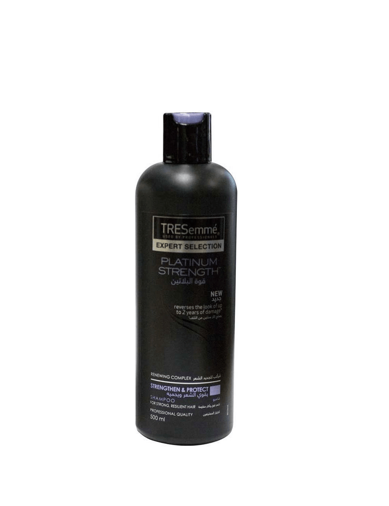 Tresemme Platinum Strength & Protect Shampoo (500Ml)