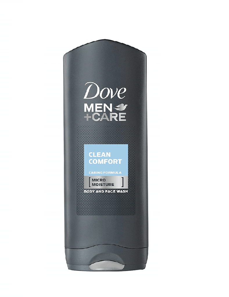 Dove Men + Care Body & Face Wash - Clean Comfort (400Ml)