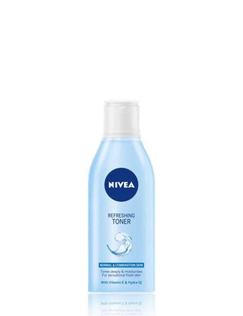 Nivea Refreshing Toner Normal & Combination Skin (200Ml)