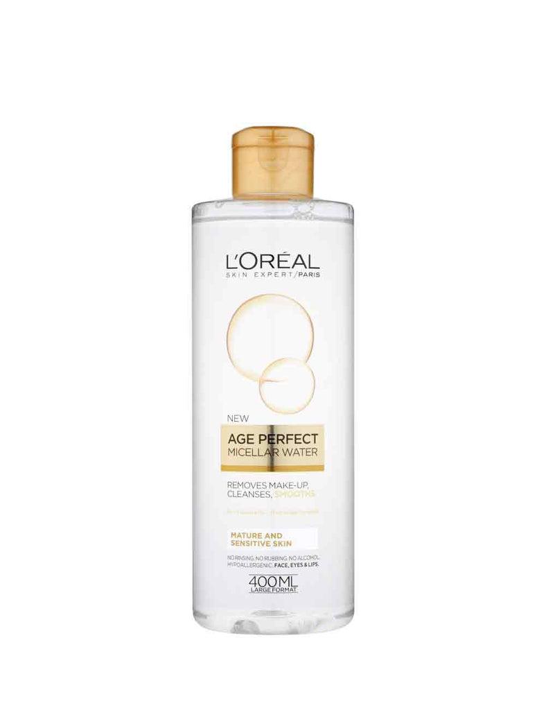 Loreal Paris Skin Expert Age Perfect Micellar Water (400Ml)