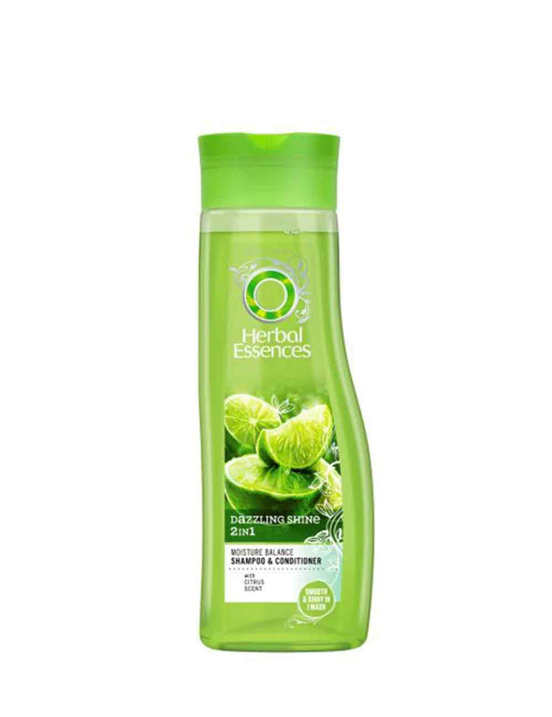 Herbal Essences 2-In-1 Shampoo And Conditioner Dazzling Shine (400Ml)