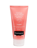 Neutrogena Oil-Free Acne Wash Pink Grapefruit Daily Scrub (150Ml)