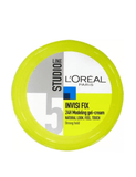 Loreal Paris Studio Line 5 Invisi Fix 24H Modeling Gel-Cream (150Ml)