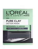 Loreal Paris Pure Clay Detox Mask With 3 Pure Clays + Charcoal (50Ml)