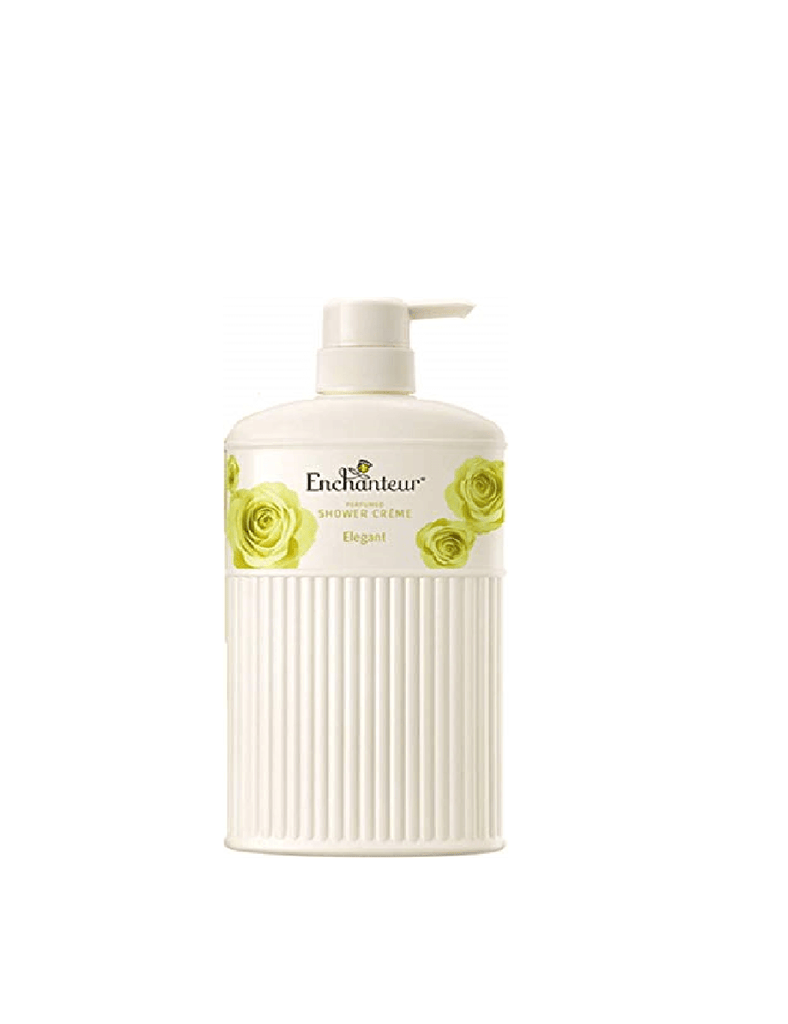 Enchanteur Perfumed Shower Creme, Elegant (600G)