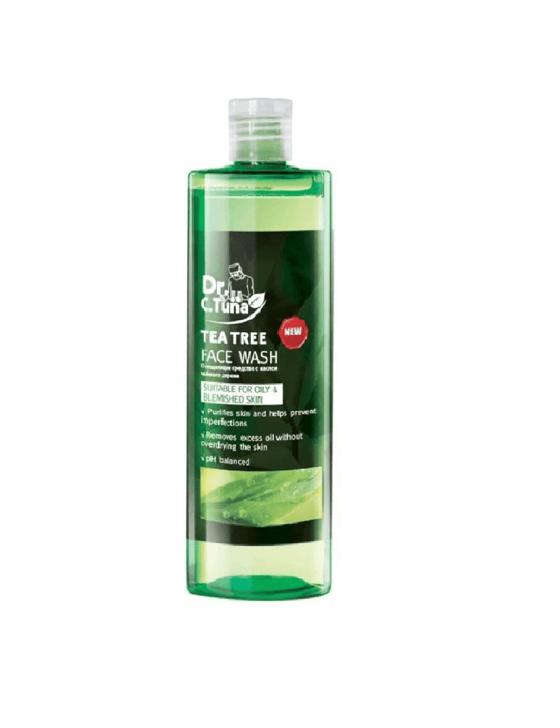 Dr C Tuna Face Wash Tea Tree Oil (225Ml)