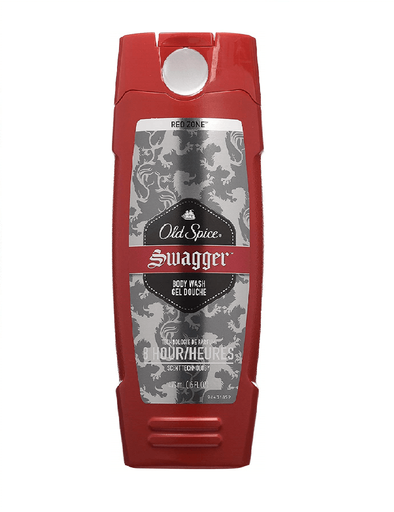 Old Spice Swagger Red Zone Body Wash (473Ml)
