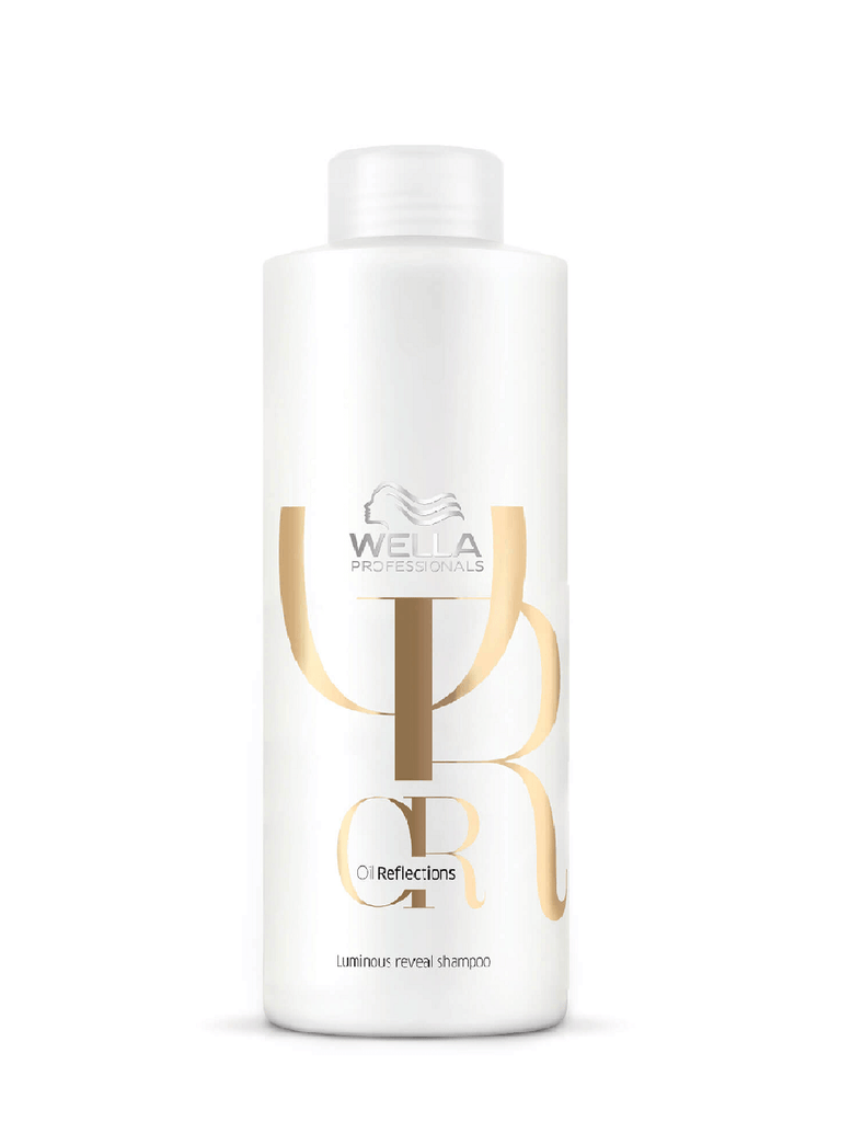 Wella Professional Cr Oil Reflections Shampoo (1000Ml)