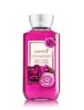 Bath & Body Works Sweet Cranberry Rose Shower Gel (295Ml)