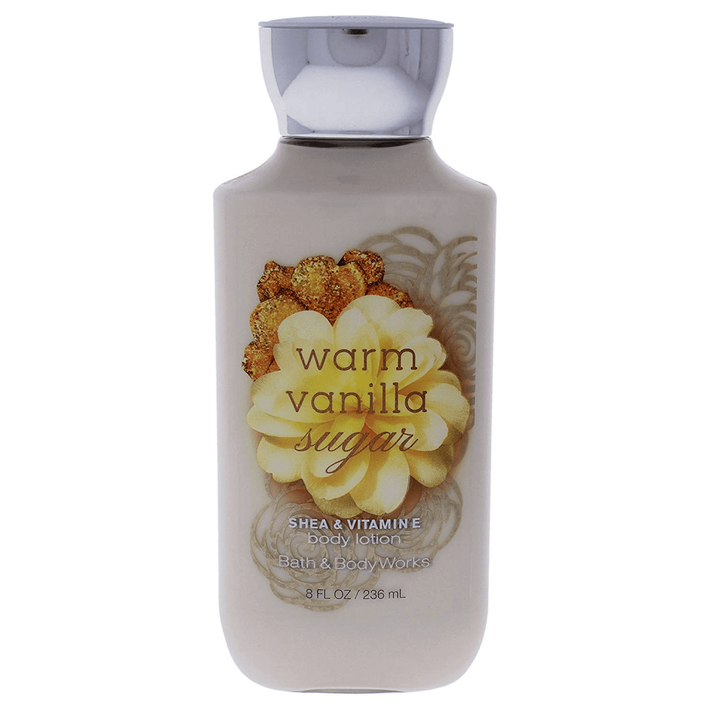 Bath & Body Works Warm Vanilla Sugar Body Lotion (236Ml)