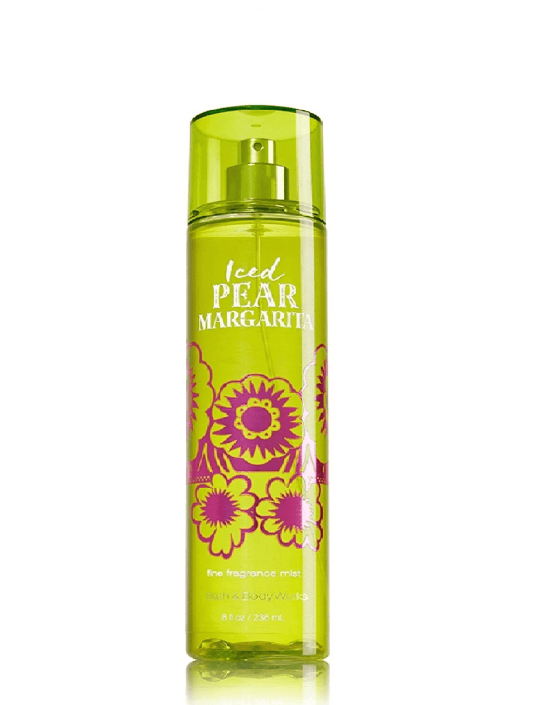 Bath & Body Works Iced Pear Margarita Body Mist (236Ml)