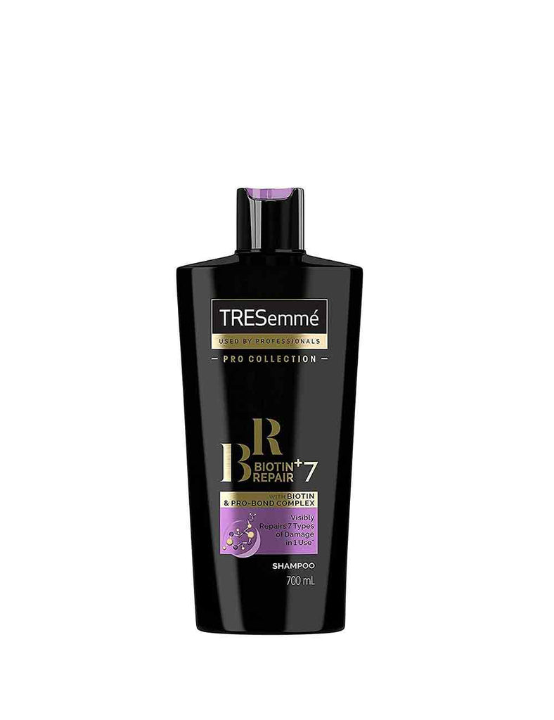 Tresemme Biotin Repair 7 With Biotin & Pro-Bond Complex Shampoo (700Ml)