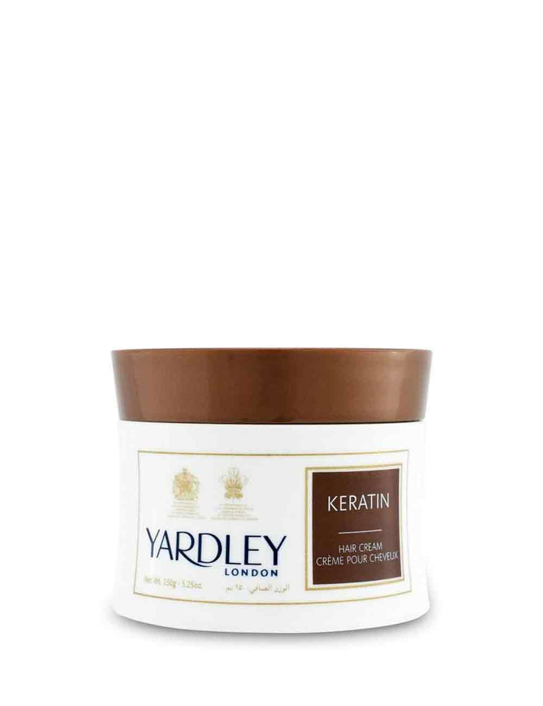 Yardley London Keratin Hair Cream (150Gm)