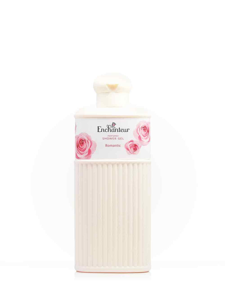 Enchanteur Romantic Perfumed Shower Gel (250Ml)