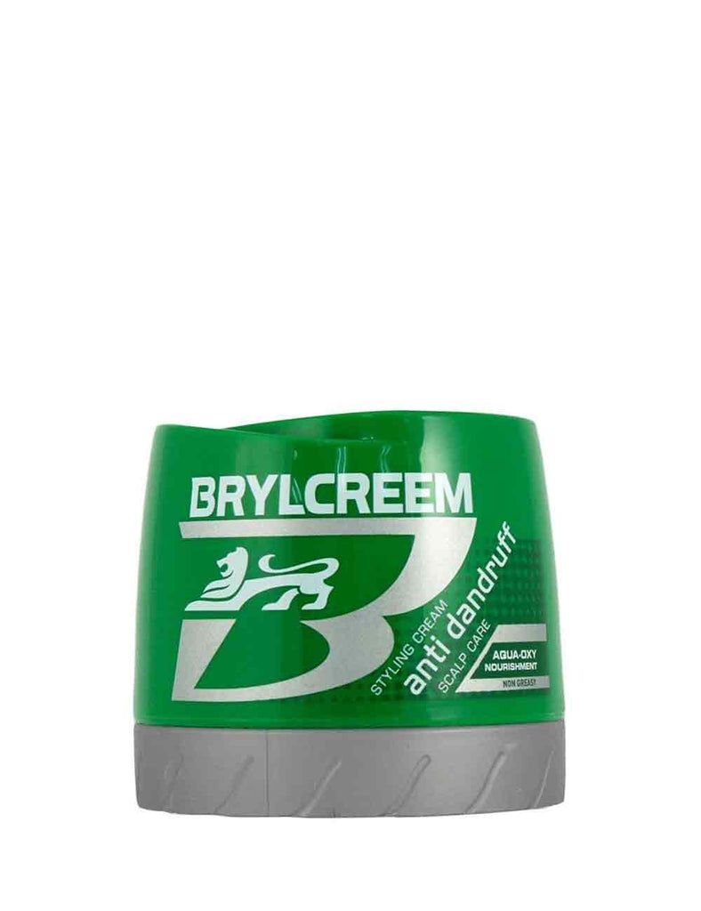 Brylcreem Aqua-Oxy Styling Cream Anti Dandruff Scalp Care (250Ml)