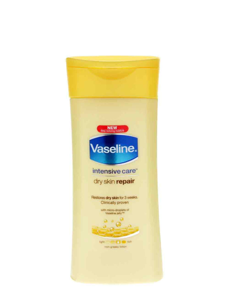 Vaseline Intensive Care Dry Skin Repair Body Lotion (400Ml)