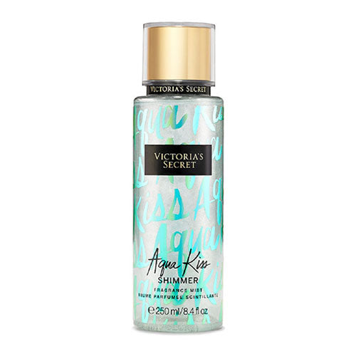 Victoria's Secret Aqua Kiss Shimmer Fragrance Body Mist (250ML)