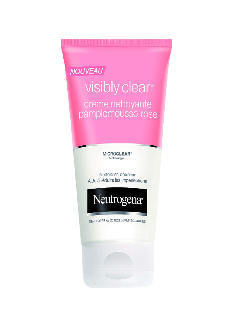 Neutrogena Visibly Clear Pamplemousse Rose Creme (150Ml)
