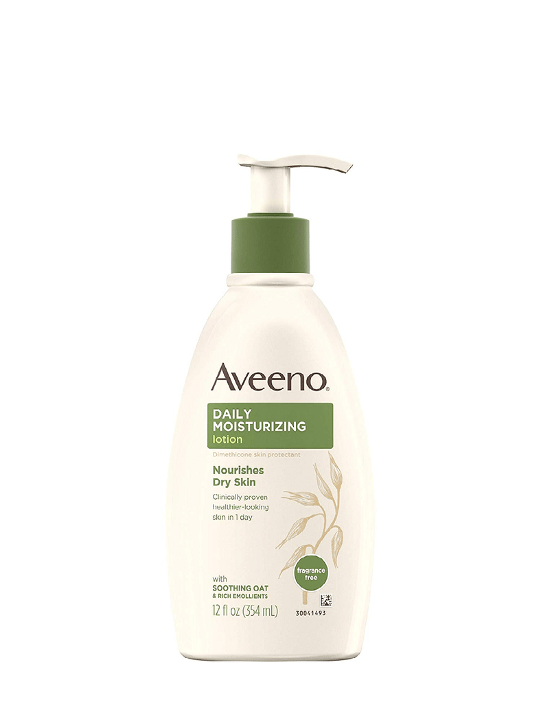 Aveeno Active Naturals Daily Moisturizing Lotion, Fragrance Free (354Ml)