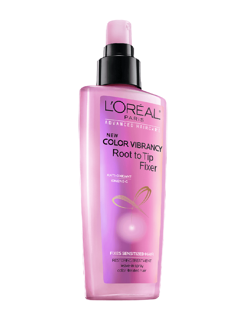 Loreal Paris Advanced Haircare Color Vibrancy Root To Tip Fixer (100Ml)