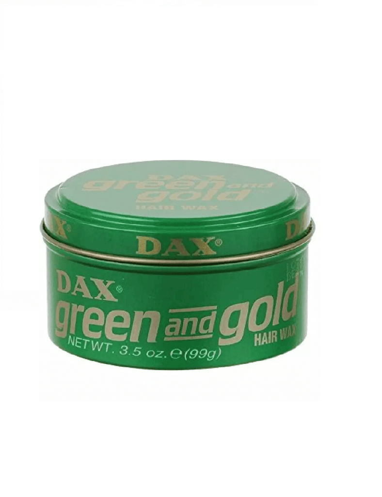 Dax Green And Gold Wax (99G)