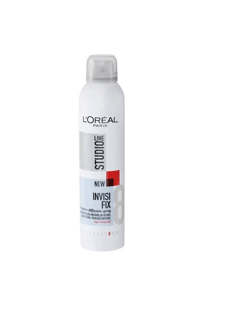 "Loreal Paris Studio Line Invisi Fix Micro €"" Diffusion Spray No. 8(250Ml)"