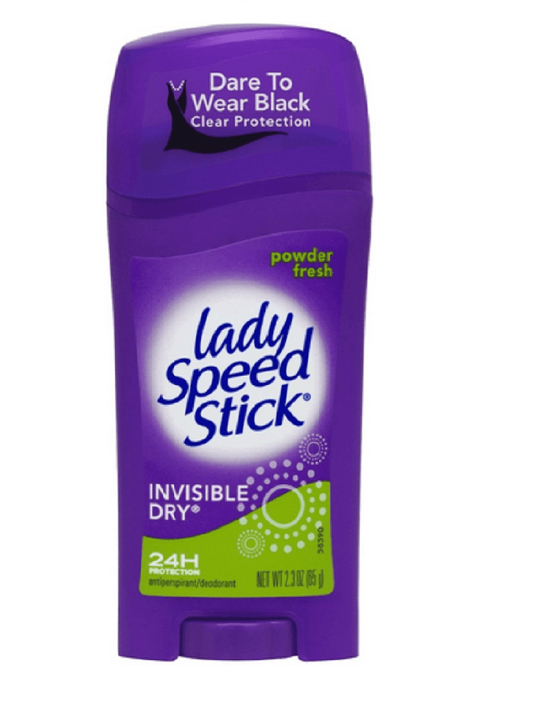 Lady Speed Stick Powder Fresh Deodorant Stick - For Women (65G)