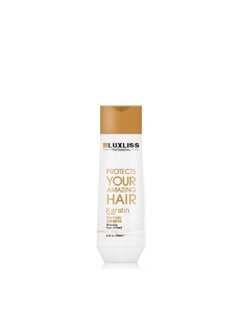 Luxliss Protects Your Amazing Hair Keratin Daily Care Shampoo (250Ml)