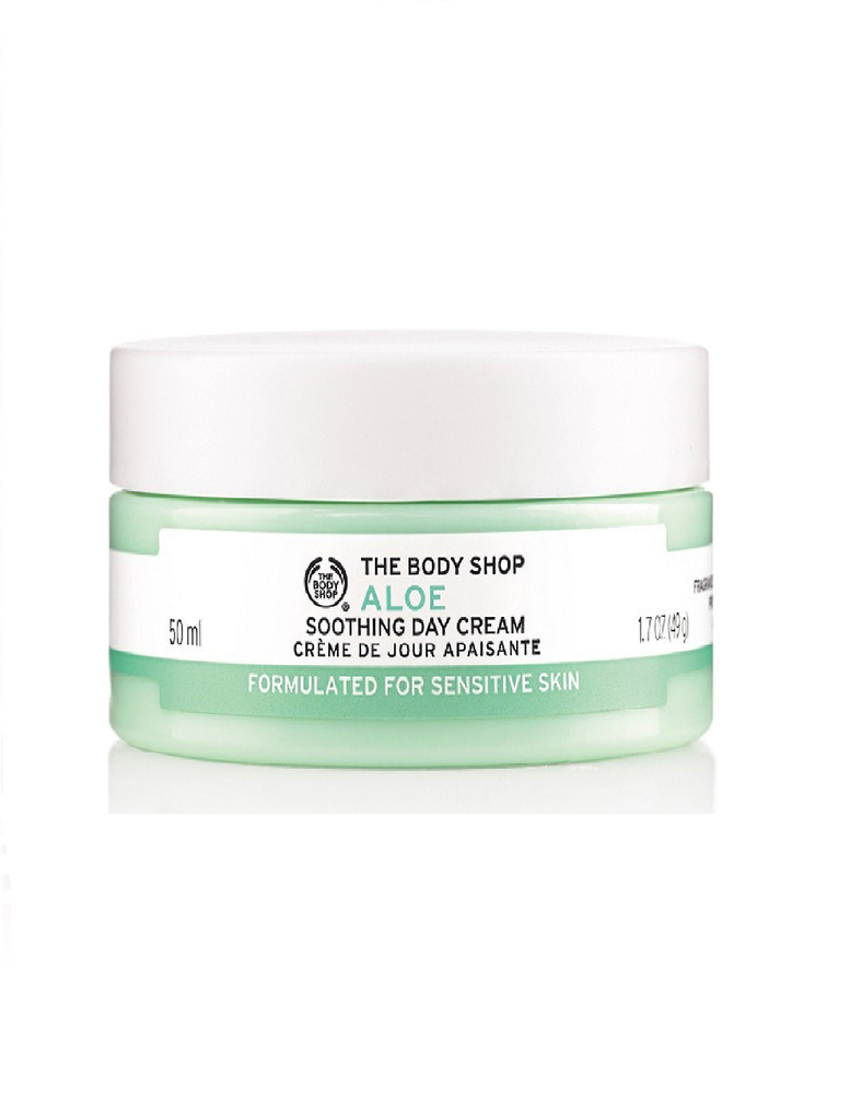 The Body Shop Aloe Soothing Day Cream (50Ml)