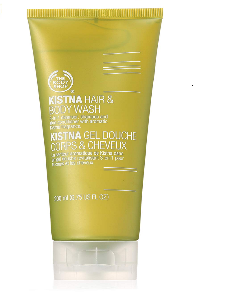 The Body Shop Kistna Hair And Body Wash (200Ml)