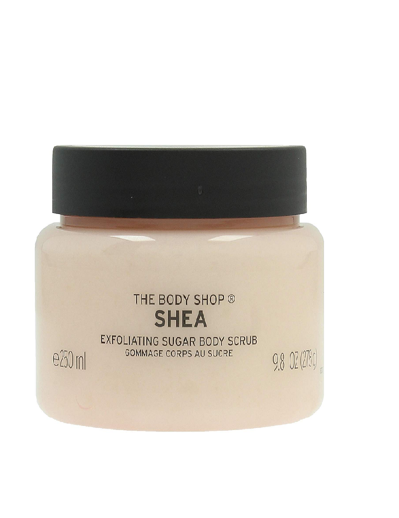 The Body Shop Body Scrub, Shea (250Ml)